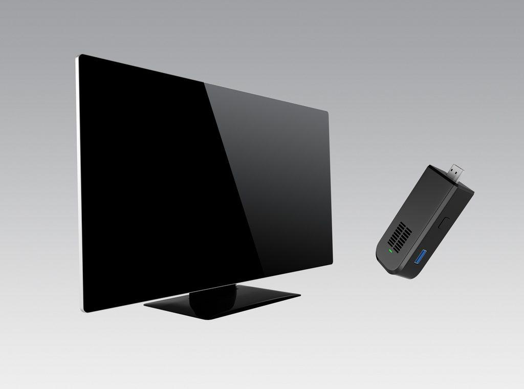 """HDMI-Sticks machen alte Fernseher """"smart"""""""