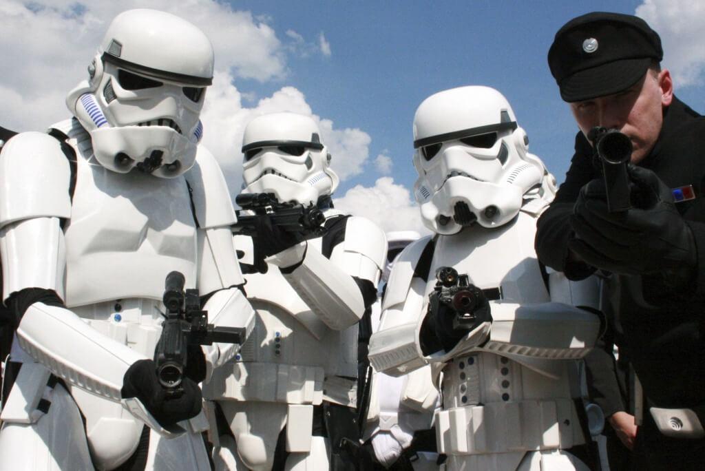 Filmfehler Star Wars