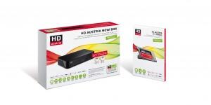 Neue HD Austria Hardware mit integrierter Micro SAT Karte