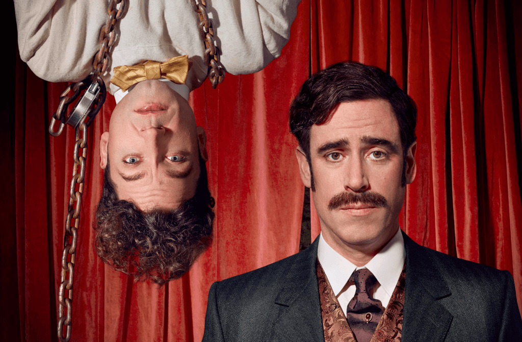 "Foto: Screenshot ""Houdini and Doyle"" © ITV"