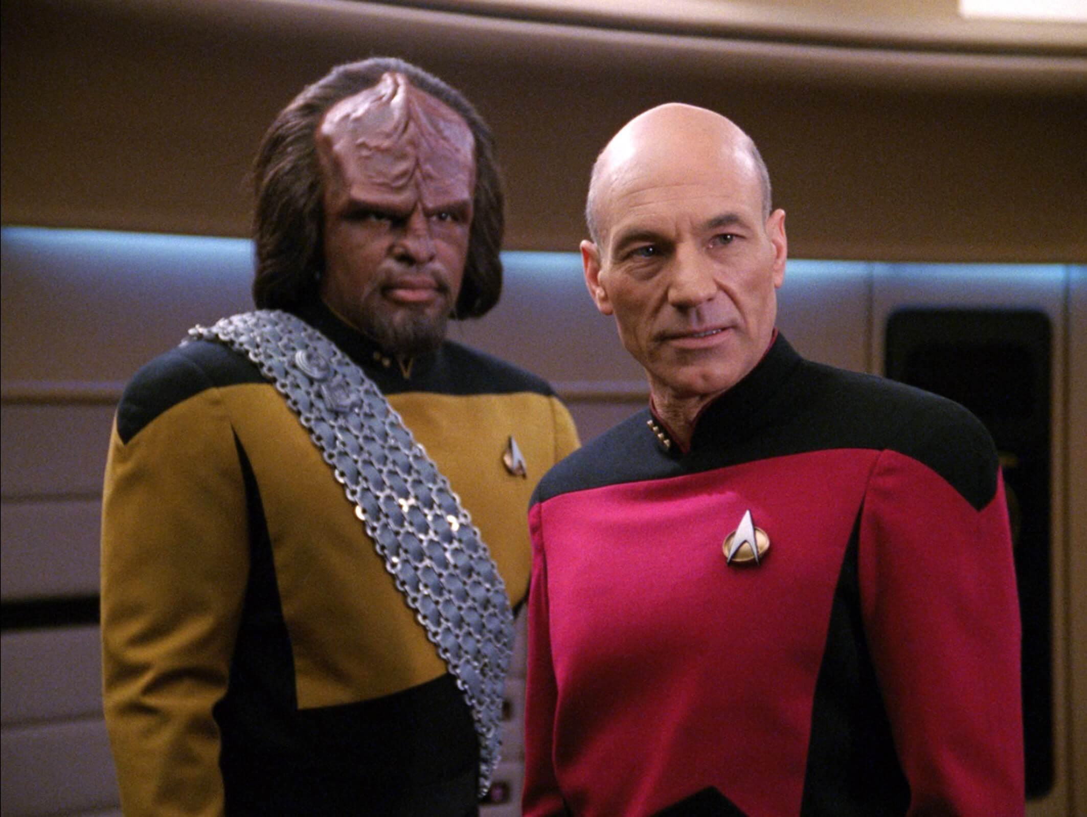 Star Trek – Das nächste Jahrhundert auf TELE 5 HD © CBS Paramount