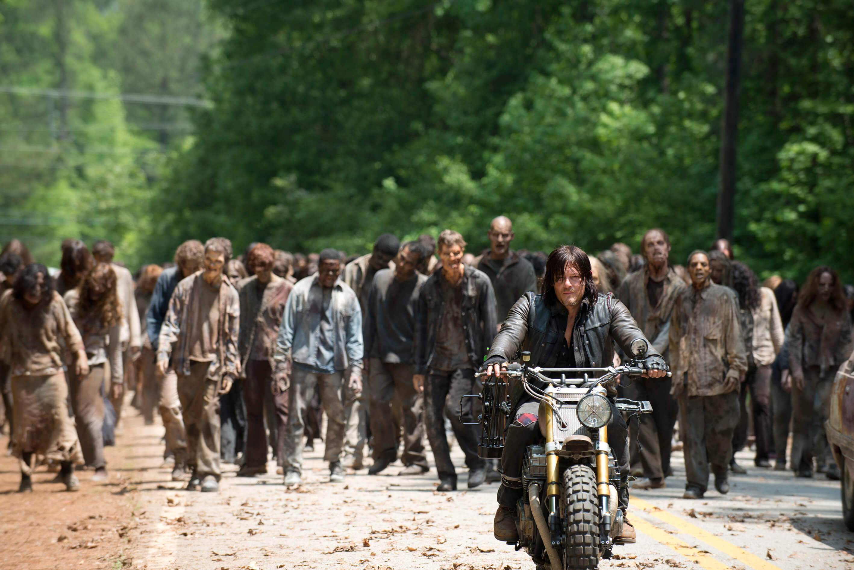 The Walking Dead Staffel 6 bis 17.12.2016 samstags ab 22:20 bei RTL II HD © RTL II/Gene Page/AMC