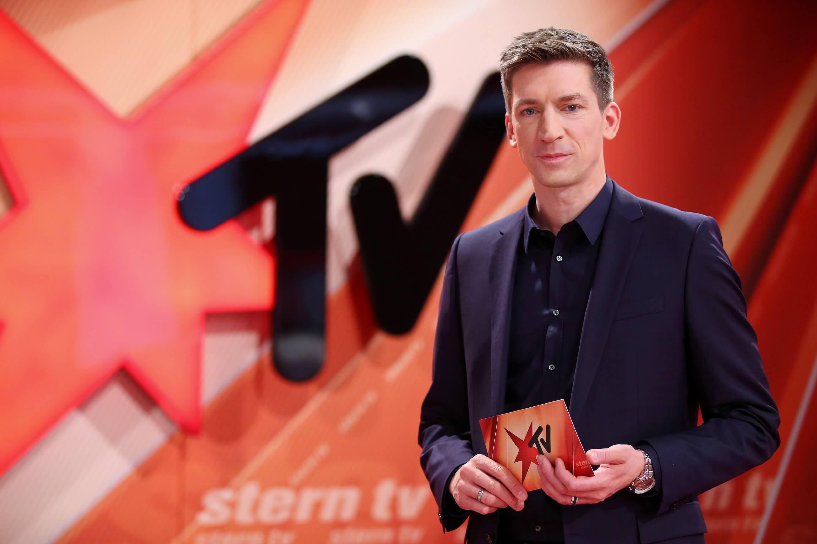 stern TV auf RTL HD © RTL / Stefan Gregorowius / i&u TV