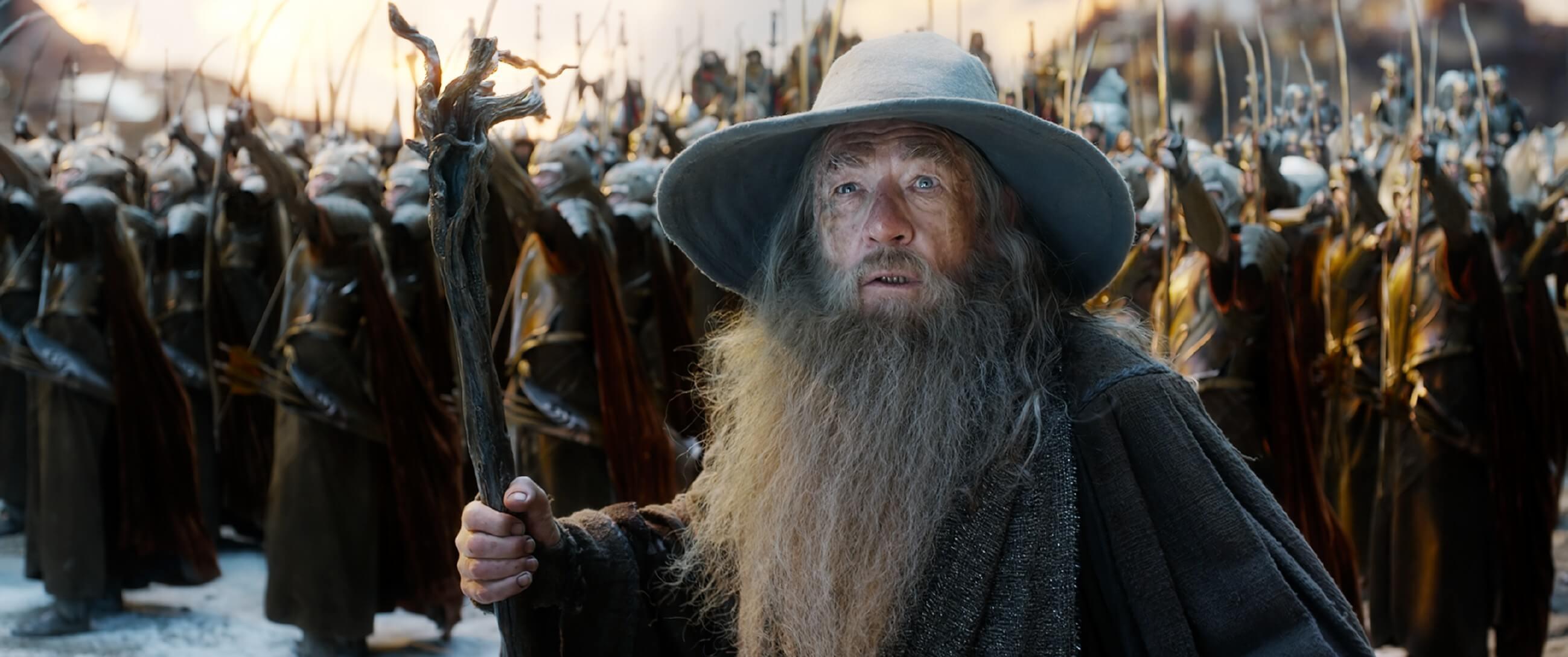 Der Hobbit - Die Schlacht der fünf Heere auf RTL HD © RTL / 2014 METRO-GOLDWYN-MAYER PICTURES INC. AND WARNER BROS. ENTERTAINMENT INC. ALL RIGHTS RESERVED.