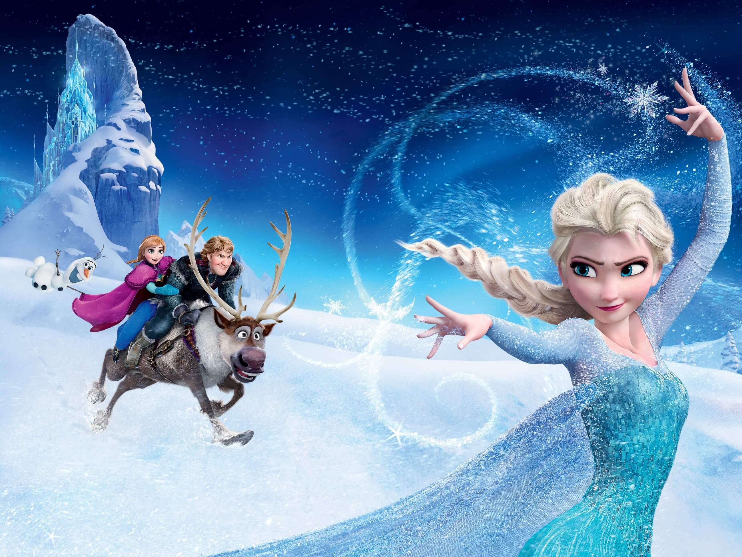 Die Eiskönigin - Völlig unverfroren auf RTL HD © RTL / Disney