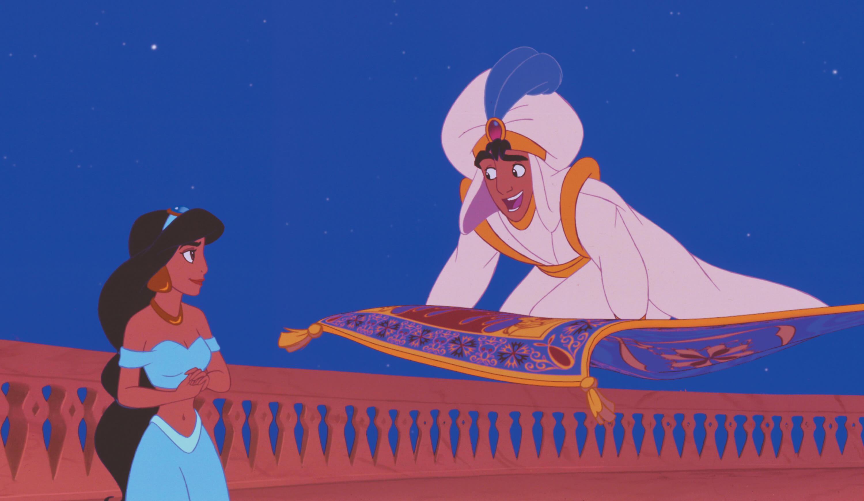 Aladdin am 30.12.2016 um 20:15 auf dem Disney Channel HD © Disney