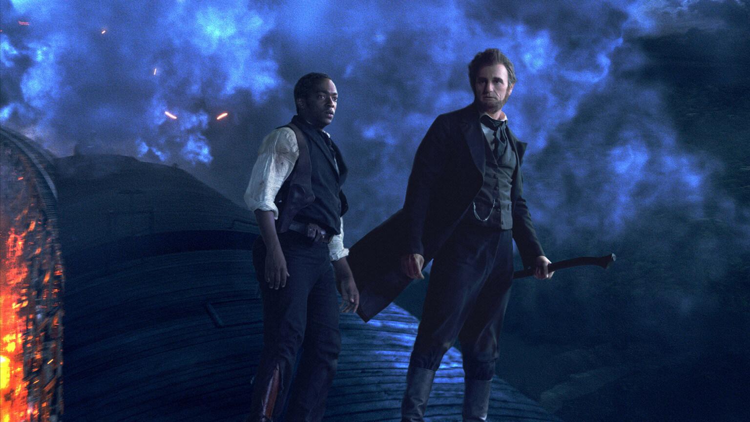 Abraham Lincoln Vampirjäger auf ProSieben Austria HD
