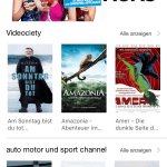 Screenshot: videociety bei HD Austria