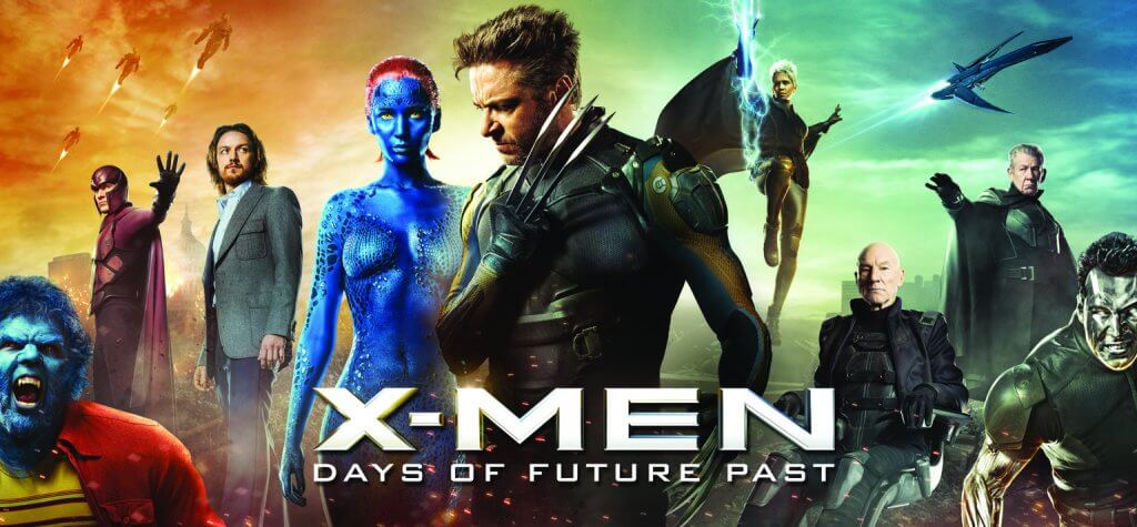 X-Men: Zukunft ist Vergangenheit © 2013 Twentieth Century Fox Film Corporation. All rights reserved. Not for sale or duplication.