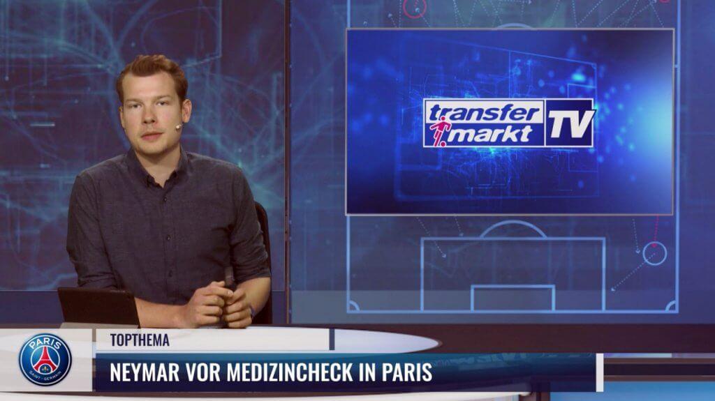 Transfermarkt TV auf sportdigital