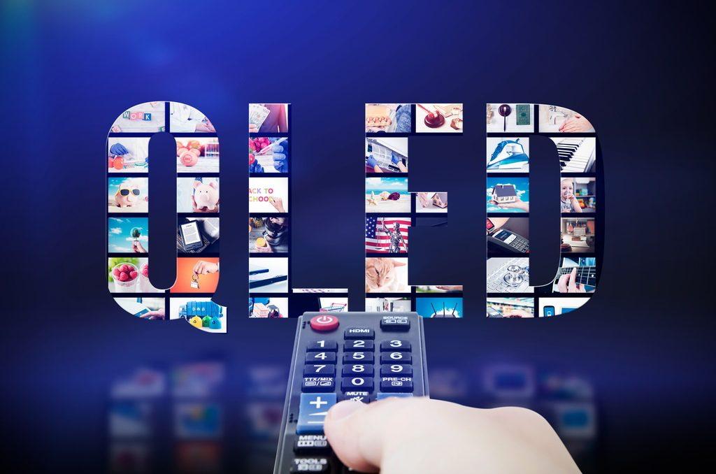 Die neuen QLED Fernseher iStock-683114492
