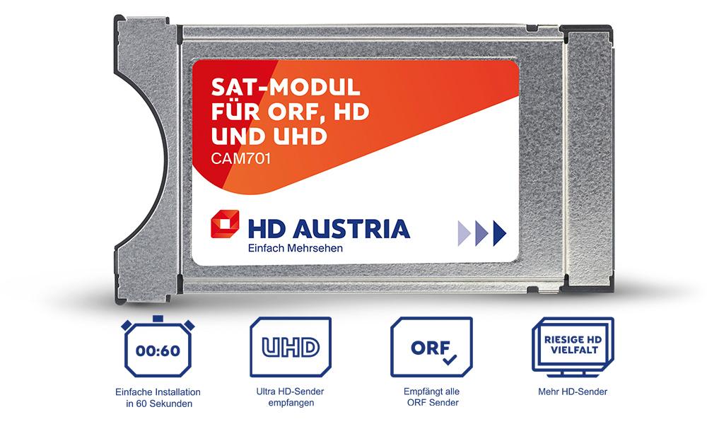 HD-SAT-Modul