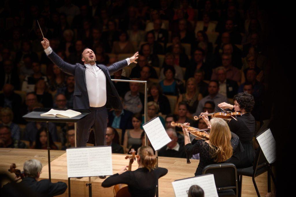 © Yannick OM - Orchestre Métropolitain Francois Goupil