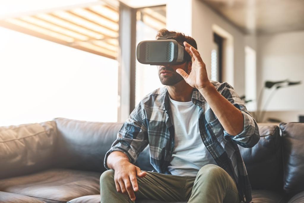 Interaktive Spiele - die Filme der Zukunft?