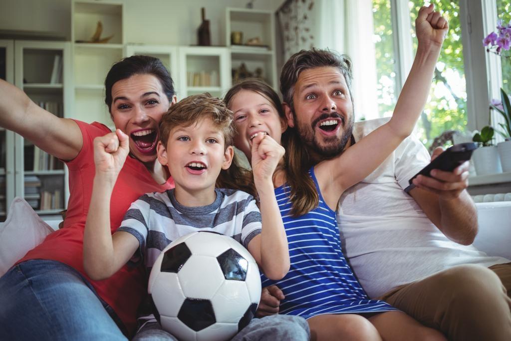 Fußball schreibt TV-Geschichte