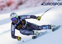 Ski-Alpin-Highlights in UHD auf Eurosport 4k