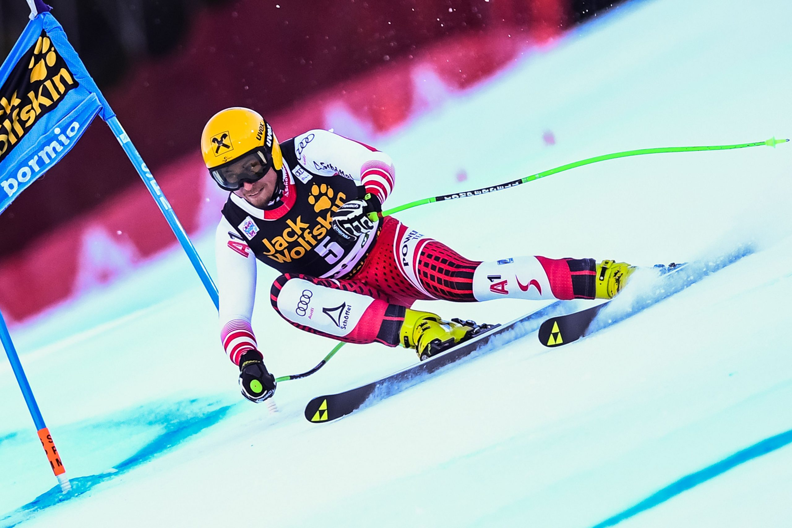 HD Austria überträgt fünf Ski-Alpin-Highlights in UHD auf Eurosport 4K