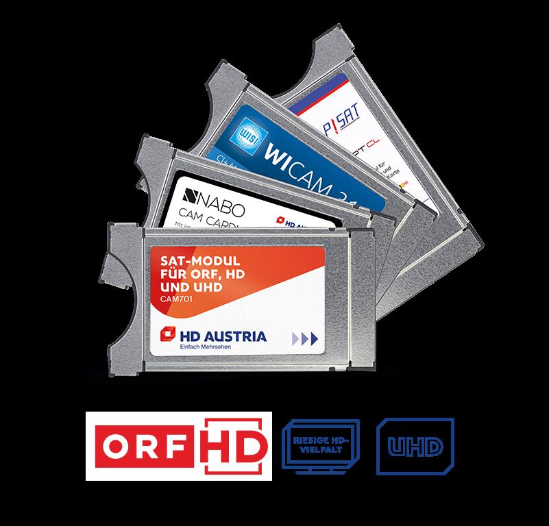 HD Austria SAT-Module