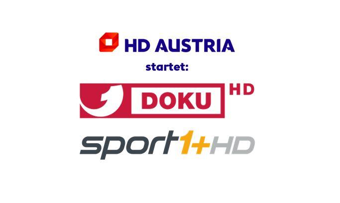 HD Austria startet kabel eins Doku HD und SPORT1+ HD auf eigener Plattform