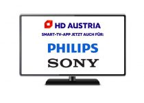 HD Austria Smart-TV-App jetzt auch auf Android TV-Geräten von Philips und Sony verfügbar