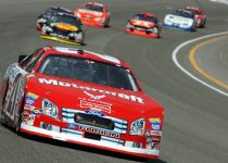 NASCAR Motorsport-Action LIVE auf SPORT1+ HD