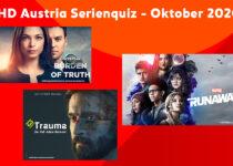 HD Austria Serienquiz Oktober 2020