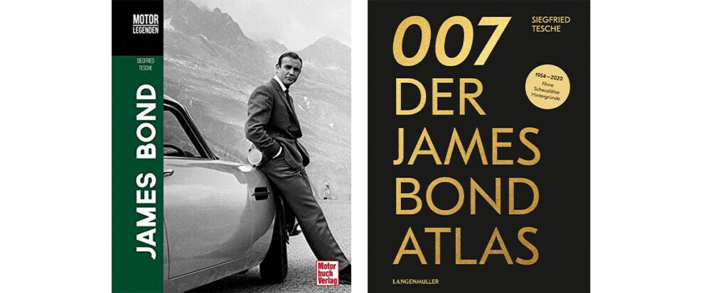 James Bond Bücher