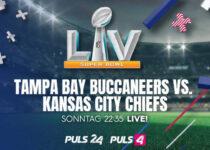Super Bowl LV: Der Kampf der Giganten