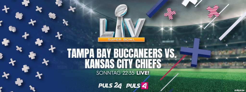 NFL Super Bowl Puls 24 HD Austria