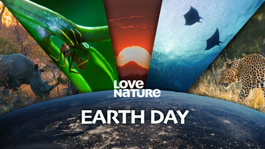 Earth Day auf Love Nature