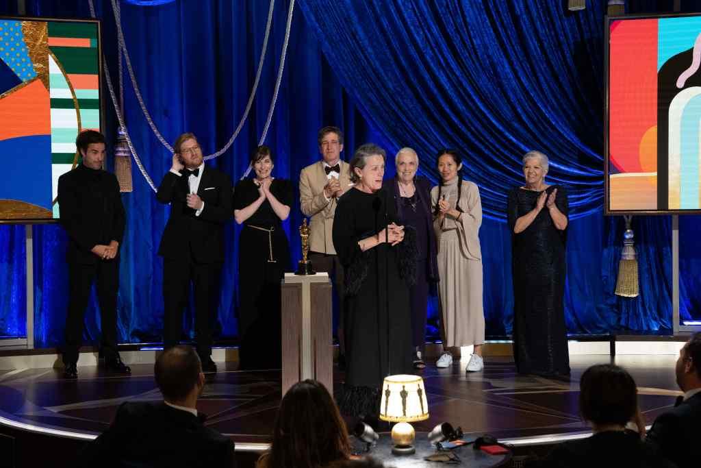 """Nomadland"" triumphiert bei den Oscars®"