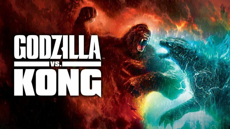 Godzilla und King Kong, das ist Brutalität